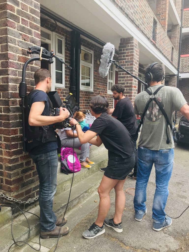 Doorstep Library's journey to the Charity Film Awards