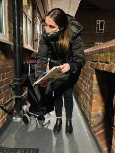 book lending on the doorstep